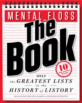 Mental Floss By Pearson, Will/ Hattikudur, Mangesh